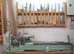 Lathe and Turning Tools