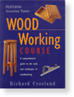 Woodworking course book